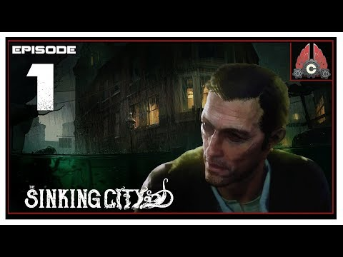 Let's Play The Sinking City With CohhCarnage - Episode 1