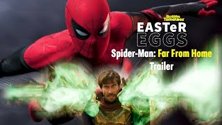 Spider-Man: Far From Home Trailer Easter Eggs + Fun Facts   Rotten Tomatoes
