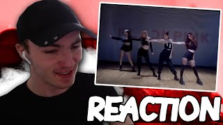 Dancer Reacts To BLACKPINK - 'Kill This Love' DANCE PRACTICE VIDEO (MOVING VER.)