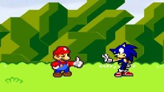Mario & Sonic Worlds in Danger Episode 02 VOSTFR