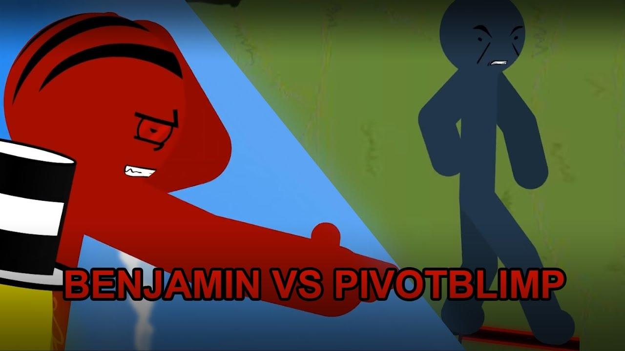 Benjamin VS Pivotblimp