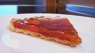 Пирог песочный с ягодами видео рецепт. Книга о вкусной и здоровой пище