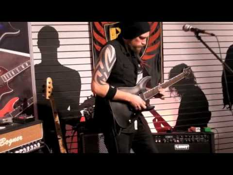 NAMM 2013: Andy James Clinic