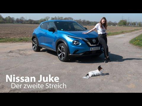 Der zweite Streich: Nissan Juke Tekna DIG-T 117 DCT Test [4K] - Autophorie