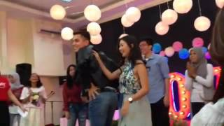 Goyang Pinggul Jessica Mila vs Kevin Julio