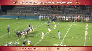 2017 National Football Signing Day: Devon Moore