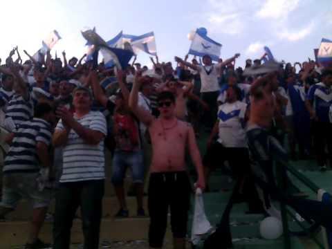 """""""Rivadavia en Formosa vs River"""" Barra: Los Caudillos del Parque • Club: Independiente Rivadavia"""