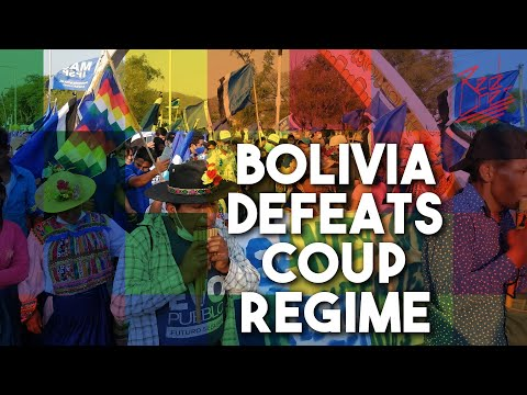How Bolivia fights fascism - It takes more than the ballot box