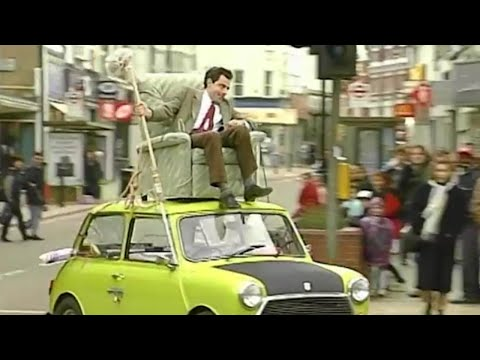 do it yourself mr bean episode 9 classic mr bean solutioingenieria Image collections