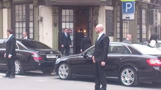 Что делал Путин в ресторане Клод Моне. Кухня в Париже
