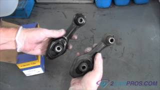 Engine Mount Replacement Chevrolet Cavalier