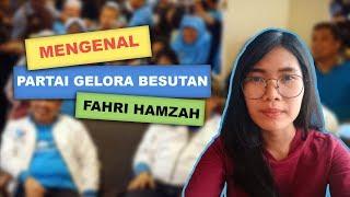 WOW TODAY: Mengenal Partai Gelora, Partai yang Diusung Fahri Hamzah