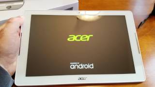 Acer Iconia One 10 - Unboxing And Overview