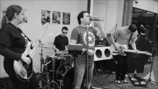 The Black Roses Perform \'I wanna stop (but it hurts) at Artigras Ashford