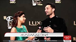 hum tv awards 2019 red carpet - TH-Clip