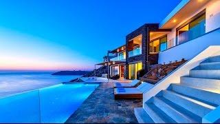 Stunning Panoramic Sea Views Villa Kyma Luxury Vacation Residence In Glyfada, Greece
