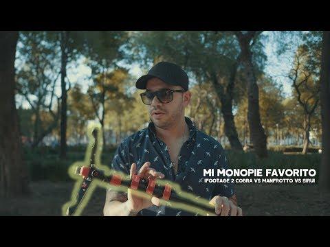 Mi Monopie Favorito - Manfrotto vs Sirui vs IFootage