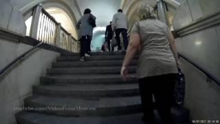"Переход метро ""Театральная"" - ""Охотный ряд"""