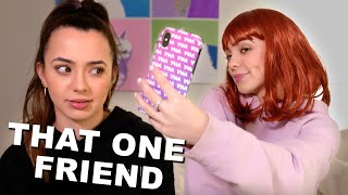 THAT ONE FRIEND - Merrell Twins