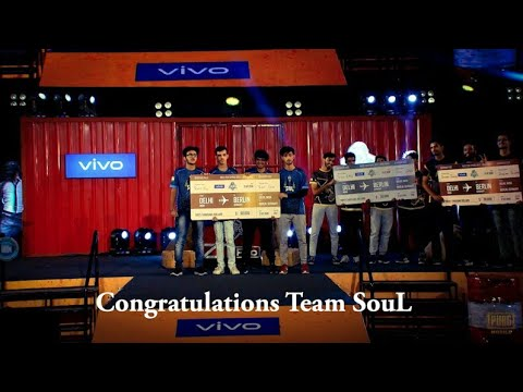 Team SouL Win the PMCO India Finals | Final presentation