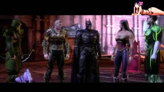 Historia de Injustice: Gods Among Us (Español - Latino)