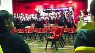Hai Sing Catholic Choir - The Fire Dance Of Luna