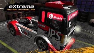 Игры гонки на андроид прохождение Extreme Racing Adventure катаемся на грузовике