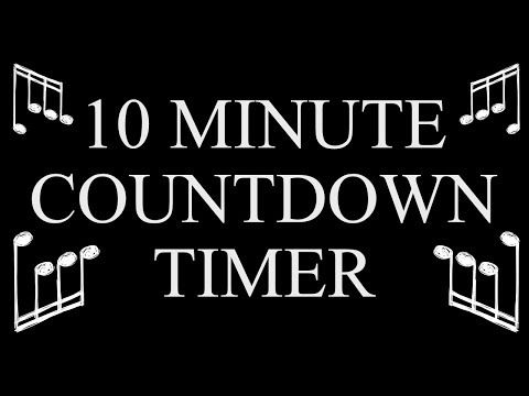 Download 10 Minute Hd Countdown Timer With Alarm Video 3GP Mp4 FLV