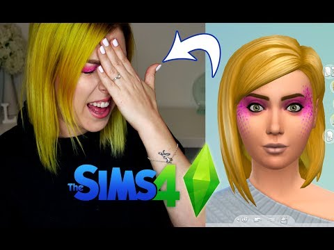 The Sims 4 mi vybírá Makeup