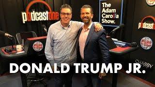 Donald Trump Jr. on The Adam Carolla Show