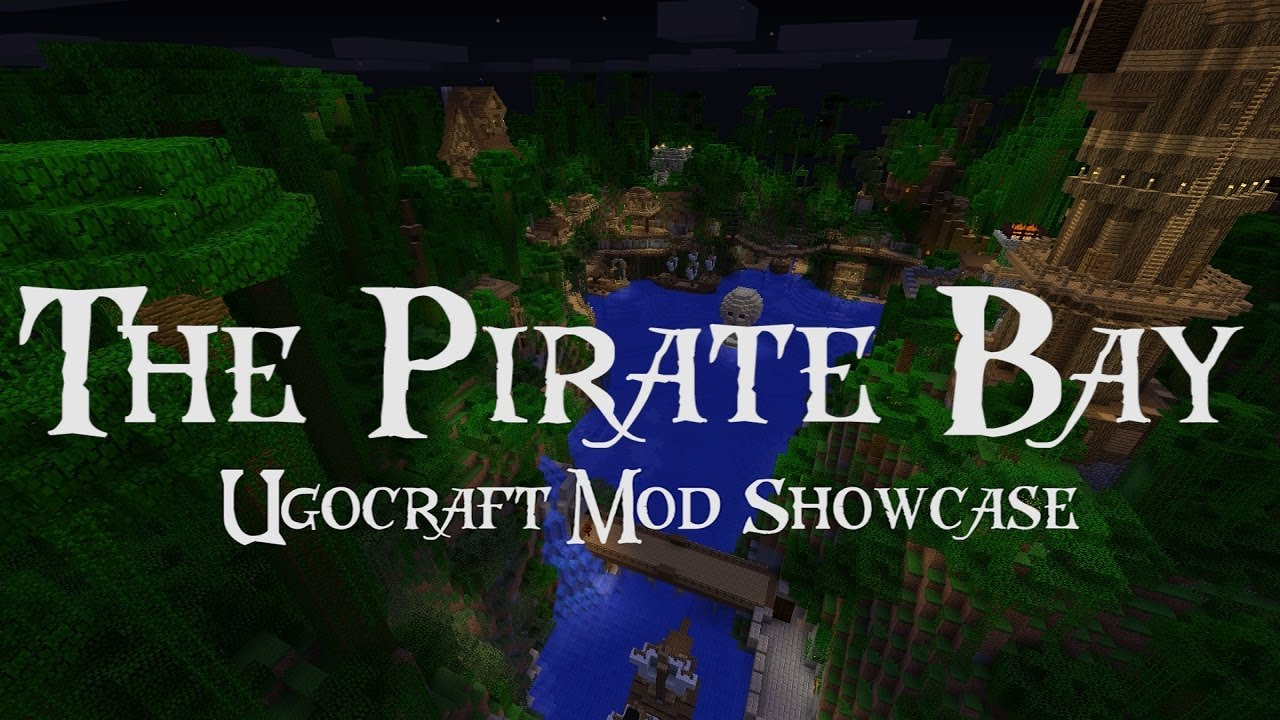 This Minecraft Pirate Hideout Has Everything A Filthy Plunderer Needs