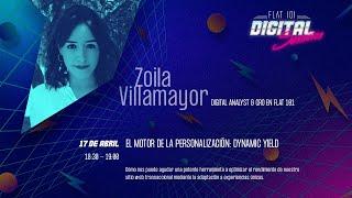 El motor de la personalización: Dynamic Yield - FLAT 101 | Digital Sessions