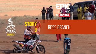 Dakar 2020 - Ross Branch - Epic Story by MOTUL