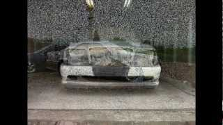 Mercedes w124 Coupe WALD.avi