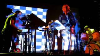 ultraísta - Easier - Live @ The Button Factory, Dublin, 08/12/2012
