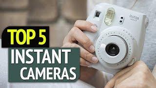 TOP 5: Best Instant Cameras