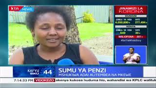Mwanaume amuua mwanaume mwengine na kujisalimisha kwa polisi
