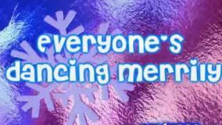 Miley Cyrus~Rockin Around the Christmas Tree Lyrics