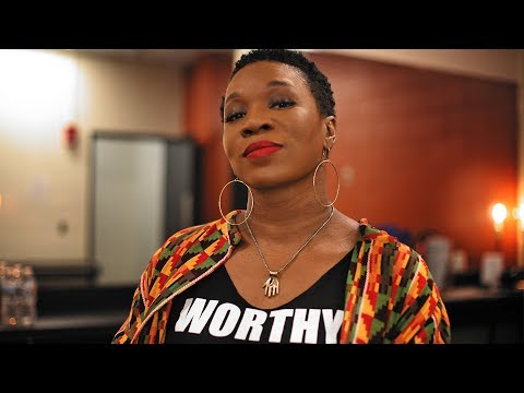"India.Arie ""Worthy"" Interview In Atlanta"