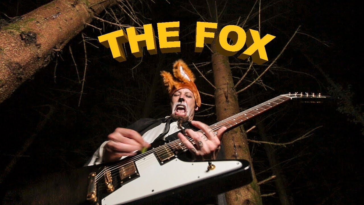 Frogleap The Fox (What Does the Fox Say?) Video