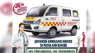 Phenomenal Medical Support by King Ambulance Service in Patna