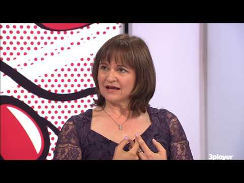Cutting Energy Ties,  Alison Byrne with Elaine, TV3