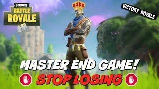 Fortnite | How To Win In The Top 10 | Battle Royale Tips