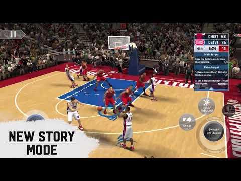 Vidéo NBA 2K19