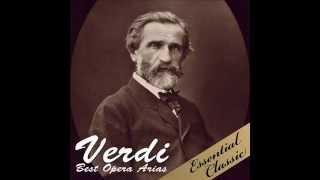 Verdi : Best Opera Arias