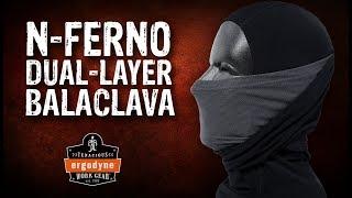 N-Ferno Dual-Layer Solar-Activated Balaclava From Ergodyne
