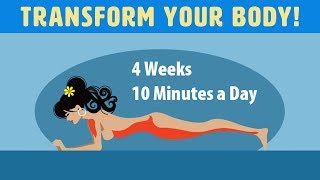 Bestie - 5 Exercises That Will Transform Your Body In Just 4 Weeks