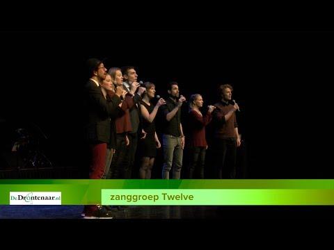VIDEO | Zanggroep Twelve is op zoek naar vooral mannelijke zangers