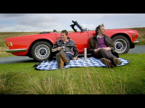 Triumph TR6 Rally on Wheeler Dealers