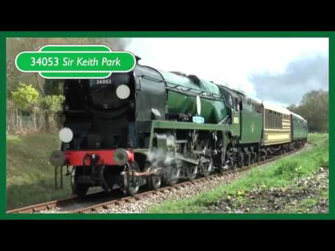 The Mid Hants Railway Summer Steam Gala Preview 2017